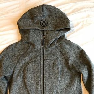 Lululemon scuba hoodie great condition